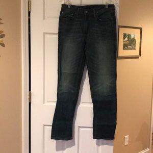 Levi's Jeans - Levis 541 Athletics Stretch Men's Jeans 32x34